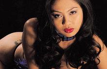 Сексапильная давалка с азии
