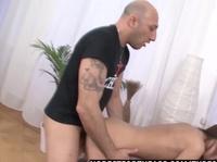 Итальянский лысий порноактер