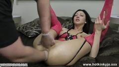 Очень жестокое порно растянутые дырки
